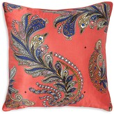 Yves Delorme Parure Cushion Cover, 17 x 17