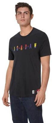 Jordan Sport DNA HBR Crew T-Shirt - Black