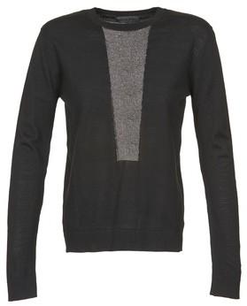American Retro NANCY women's Sweater in Black