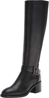 Aquatalia by Marvin K. by Marvin K. Jess Calf/Elastic Boot Black