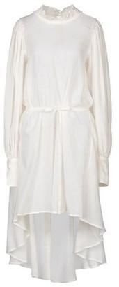 Ann Demeulemeester Knee-length dress