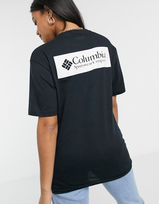 Columbia North Cascades t-shirt in black