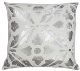 Kensie Vendela Metallic Cotton Pillow