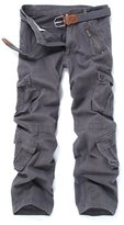 Ouroboros Pants Men's Canvas Cargo Pants