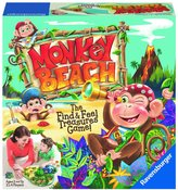 Ravensburger Monkey Beach Board Game