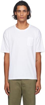 Visvim White Jumbo T-Shirt