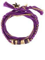 Aurelie Bidermann 'Takayama' wrap bracelet