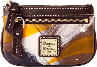 Dooney & Bourke Florentine Dipinta Small Coin Case