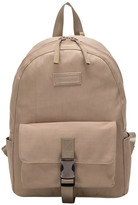 BEIGE Consigned Finlay Clip Xs Backpack