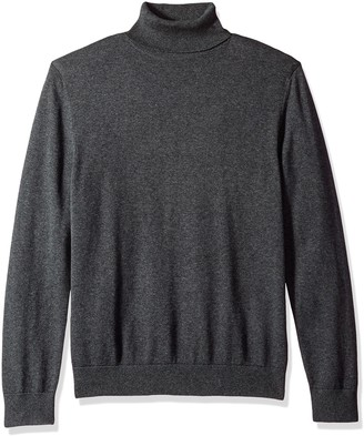 French Connection Men's Portrait Wool Roll Neck