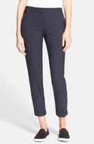 Theory Women's Testra 2B Stretch Wool Pants