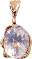 Lucifer Vir Honestus Sunflower Quartz Pendant