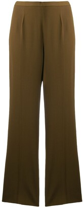 Jean Paul Gaultier Pre-Owned tailored straight trousers