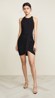 Black Halo Brett Sheath Dress