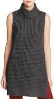 John + Jenn Sleeveless Knit Turtleneck Tunic - 100% Bloomingdale's Exclusive
