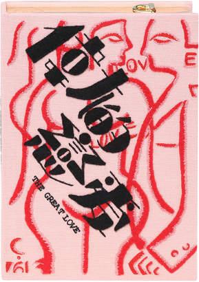 Olympia Le-Tan Olympia Le Tan Z The Great Love Box Crossbody Bag