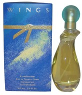 Giorgio Beverly Hills Wings by Eau de Toilette Women's Perfume - 3 fl oz