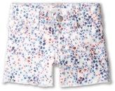 Joe's Jeans Cut Off Mini Short in Peach Pink (Toddler/Little Kids)