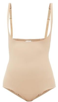 Wolford Mat De Luxe Shapewear Bodysuit - Womens - Nude