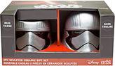 Star Wars Disney Captain Phasma Sculpted Bank and Mug Set
