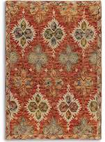 Marks and Spencer Pure Wool Rebecca Floral Rug