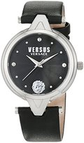 Versace Versus V Versus Eyelets sci080016 Women Wrist Watch