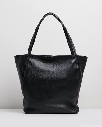 Bee Women's Black Leather bags - Kirkby - Size One Size at The Iconic