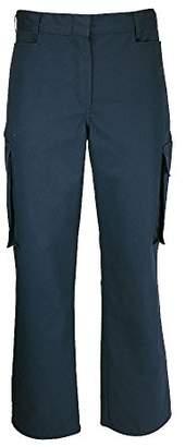 Workwear World WW251 Ladies Fit Classic Cargo Pocket Combat Workwear Trousers, Sizes 6-20 (, )