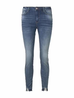 Tom Tailor Women's NELA Extra Skinny Jeans