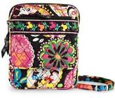 Vera Bradley Midnight With Mickey Crossbody
