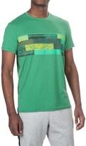 Prana Printed Ridge Tech Shirt - UPF 50+, Short Sleeve (For Men)