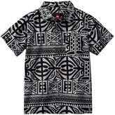Quiksilver Double Overhead Short Sleeve Shirt (Toddler Boys)
