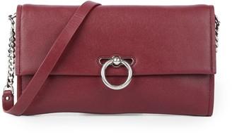 Rebecca Minkoff Jean Convertible Leather Clutch