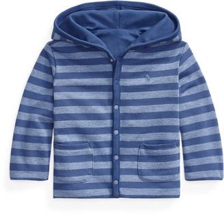 Ralph Lauren Reversible Hooded Jacket