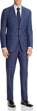 Giorgio Armani Emporio Plaid Classic Fit Suit