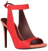Alberta Ferretti Graphic Sandals