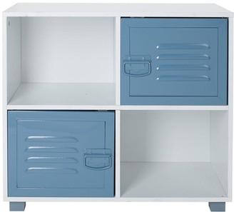 Lloyd Pascal Edison 4 Cube Storage-Blue