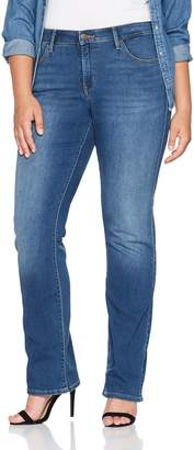 Levi's Plus Size Women's 315 Pl Shaping Boot Bootcut Jeans