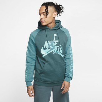 Nike Fleece Pullover Hoodie Jordan Jumpman Classics