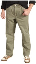 Tommy Bahama Big Tall Lewis Authentic Pant (New Khaki) - Apparel