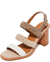 Frye Amy Braid Sandals