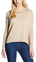 Passport Women's Long Sleeve Jumper - Beige