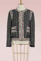 Moncler Gamme Rouge Smallwood detachable tweed jacket