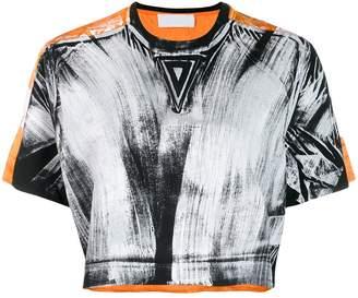 NO KA 'OI No Ka' Oi printed sports T-shirt
