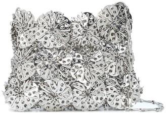 Paco Rabanne Sac Soir metallic shoulder bag