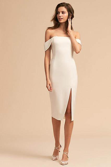 Anthropologie Adler Wedding Guest Dress