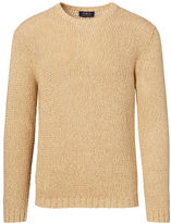 Polo Ralph Lauren Cotton-Blend Crewneck Sweater