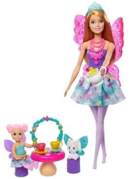 Barbie Dreamtopia Dolls and Accessories