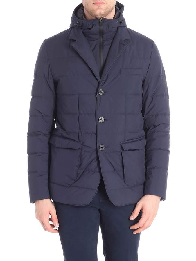 Herno Field Jacket Padded