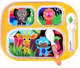French Bull Jungle Every Day Tray and Spoon
